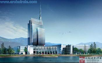 新广电大楼风水气场评说